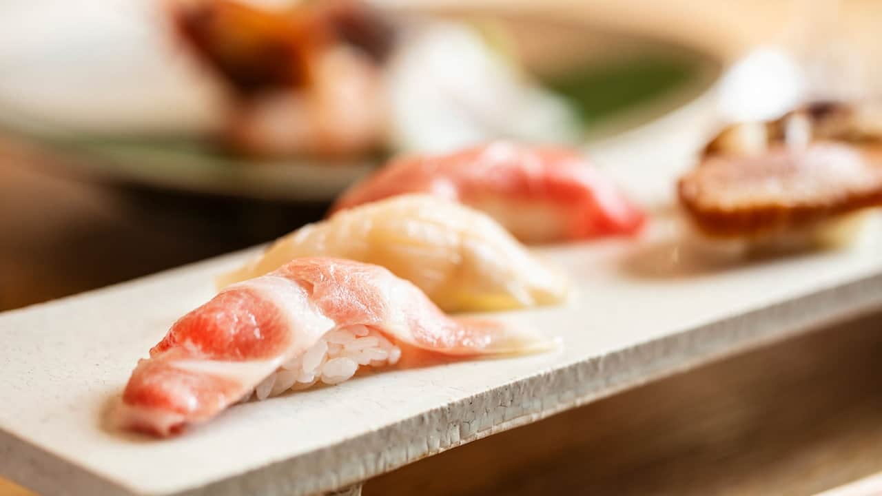 [the SUSHI] Nigiri