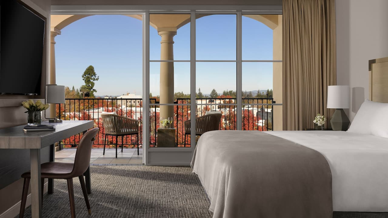 Sonoma Mountain Suite | Hyatt Regency Sonoma Wine Country