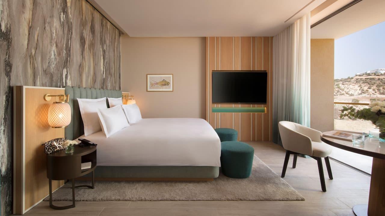 Hyatt Regency Taghazout King Bed