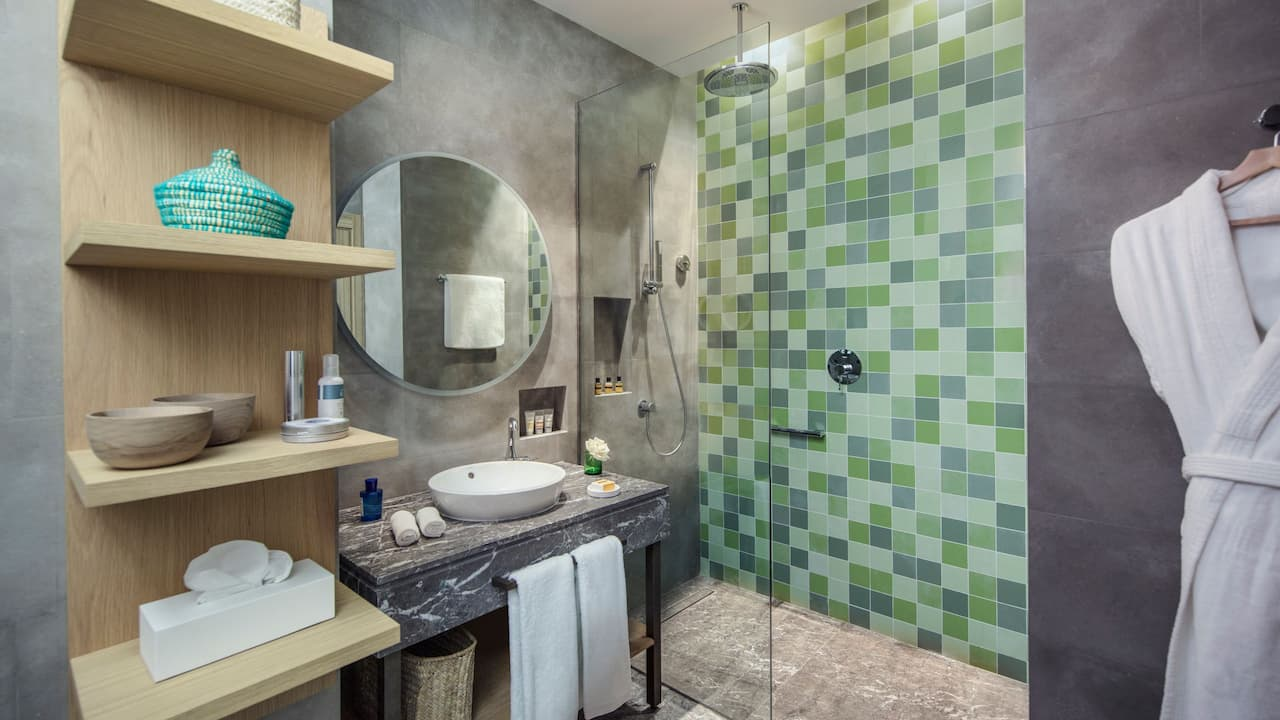 Hyatt regency Taghazout Bathroom