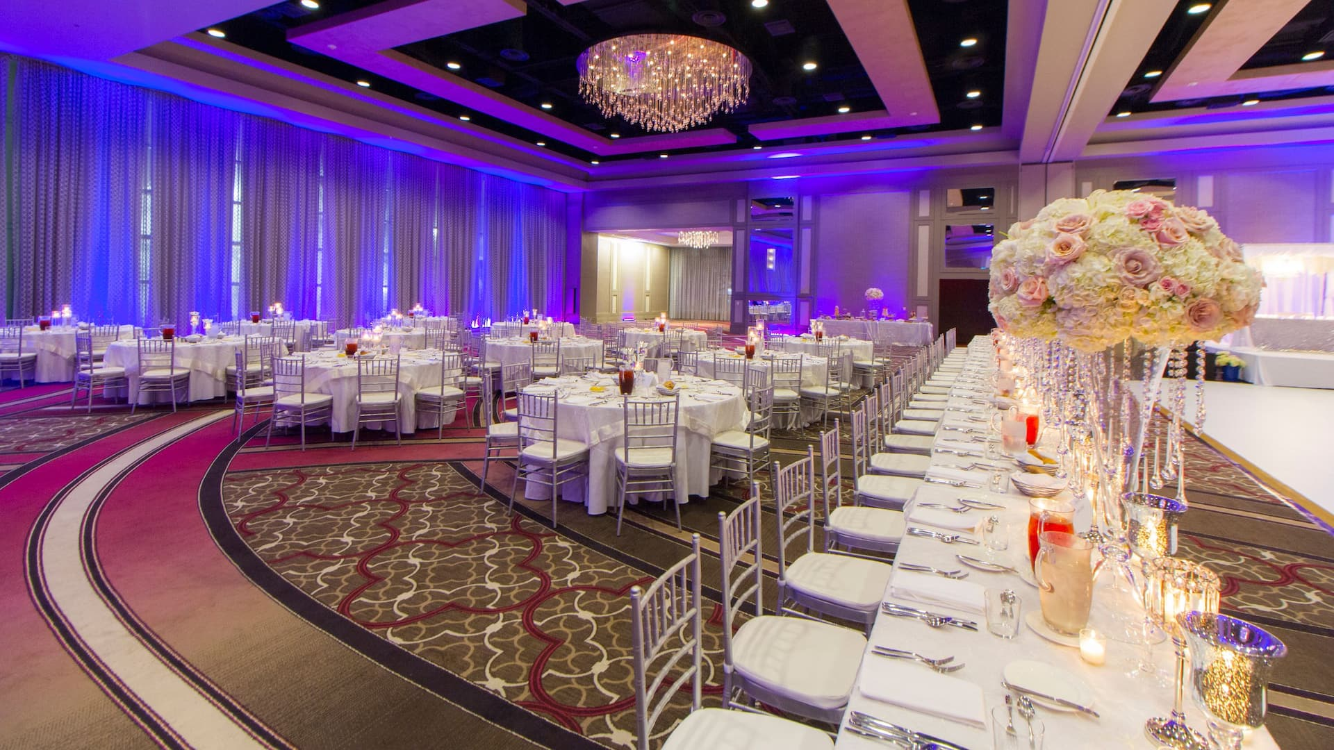 Wedding Reception at Hyatt Regency New Orleans