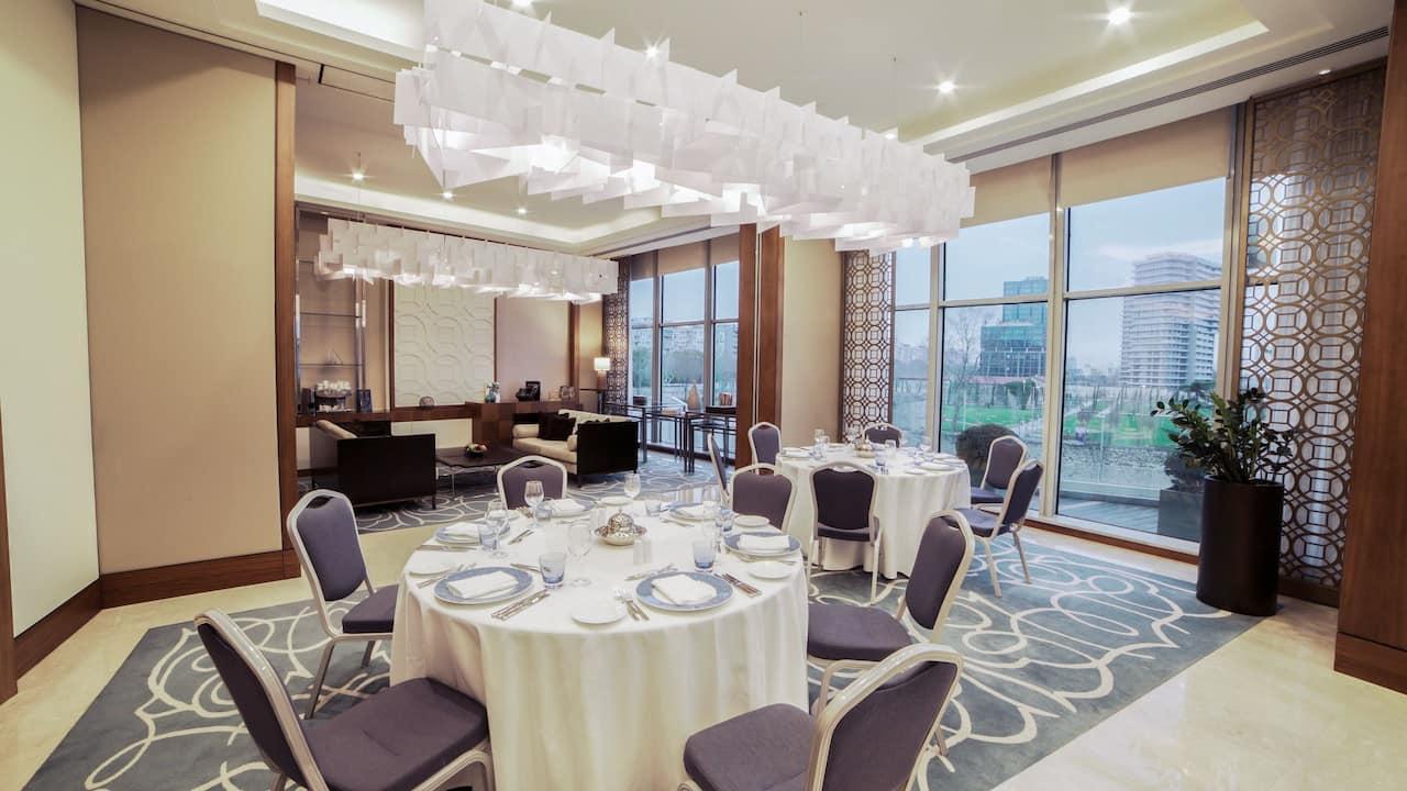 hyatt regency istanbul residence Banquet Setup