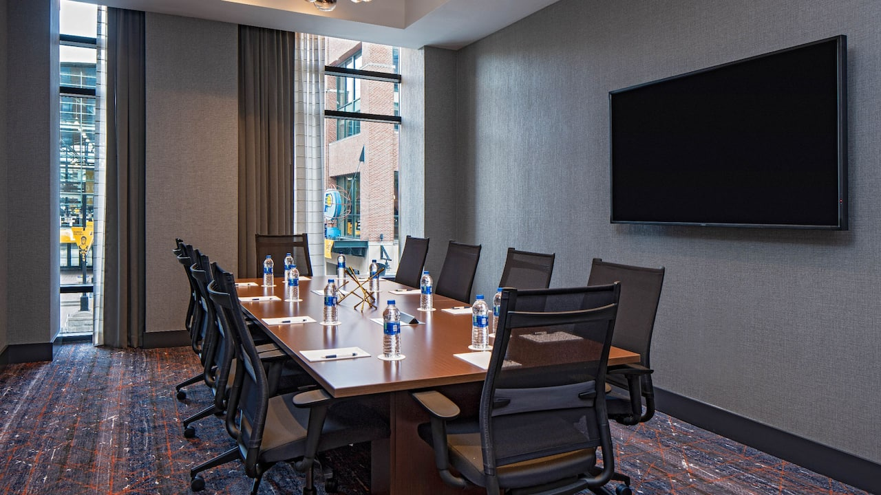 The Brickyard Boardroom