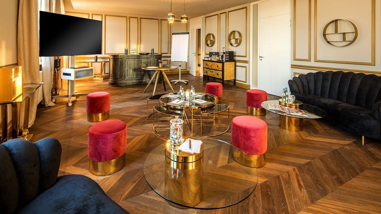 Hyatt House Dusseldorf Chateauform