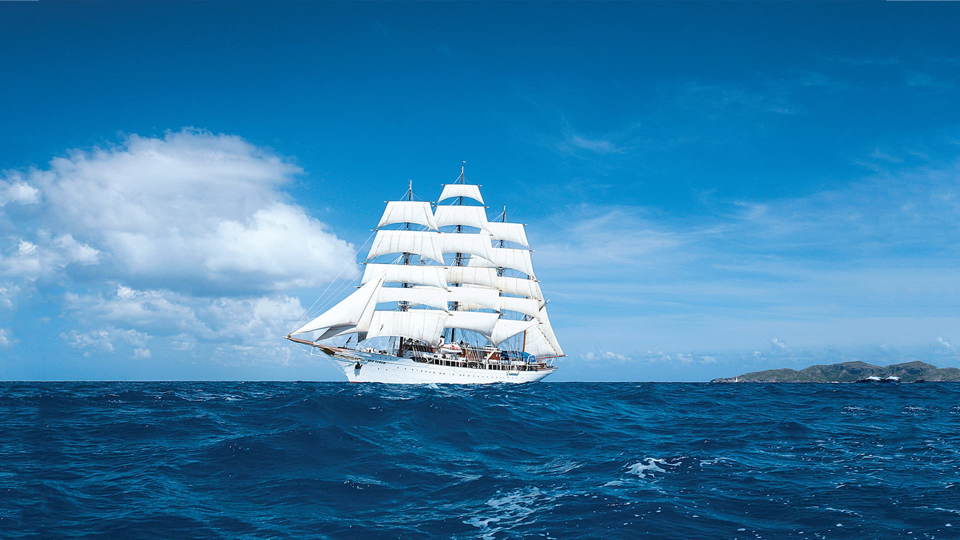 Lindblad Expeditions Tall Ship