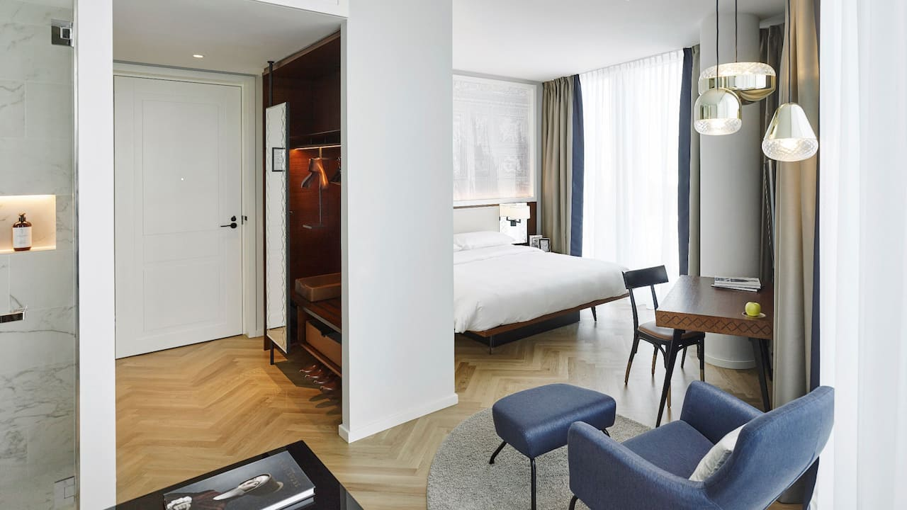 Andaz Vienna Am Belvedere 1 King Bed Deluxe
