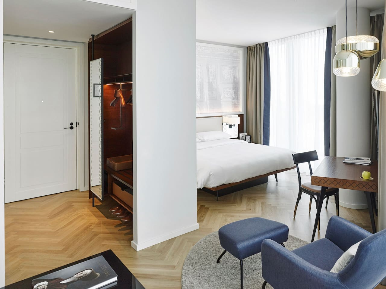 Andaz Vienna King Bed