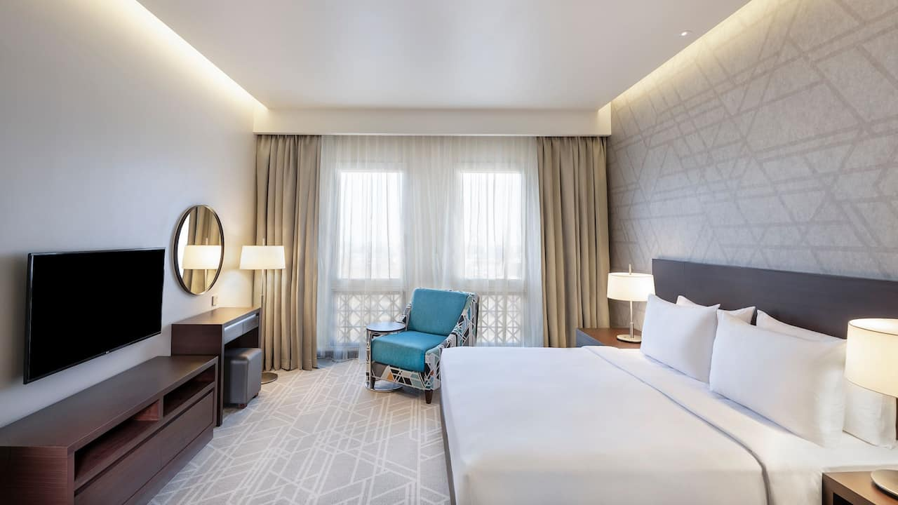 Rooms in Hyatt Place Dubai – Wasl District