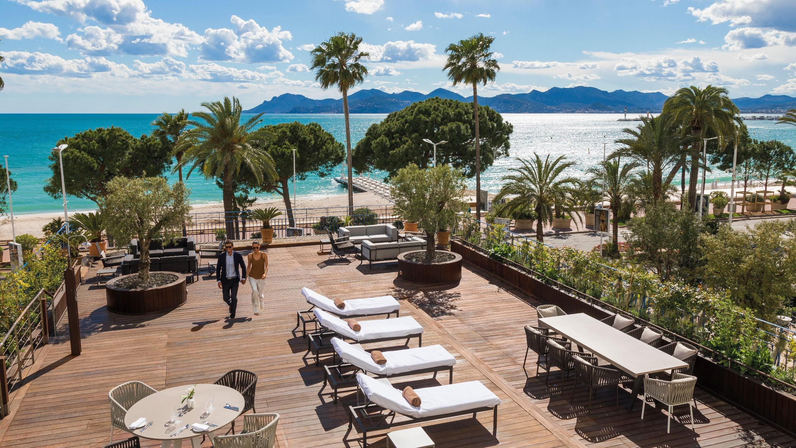 Lyxhotell Cannes