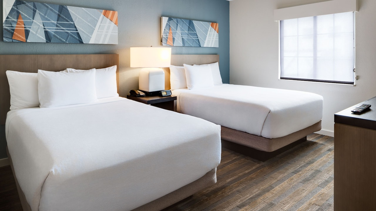 HYATT HOUSE BOSTON/WALTHAM | Two Double Beds