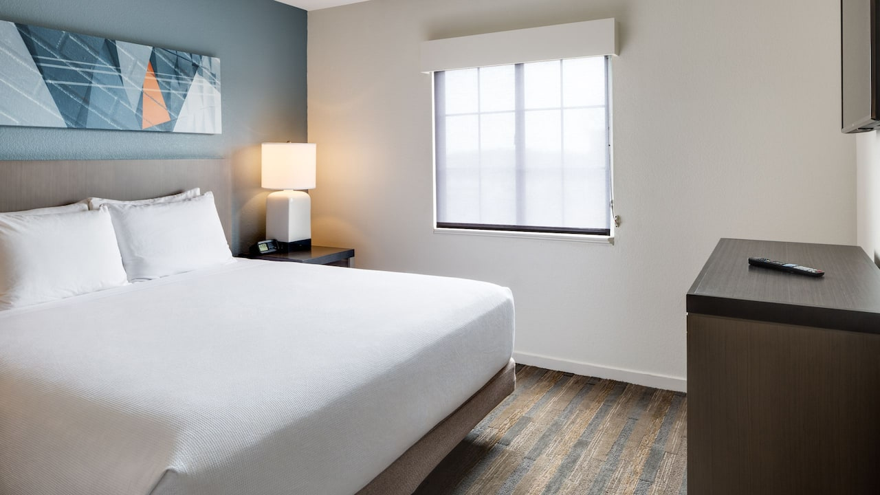 HYATT HOUSE BOSTON/WALTHAM | King Bed