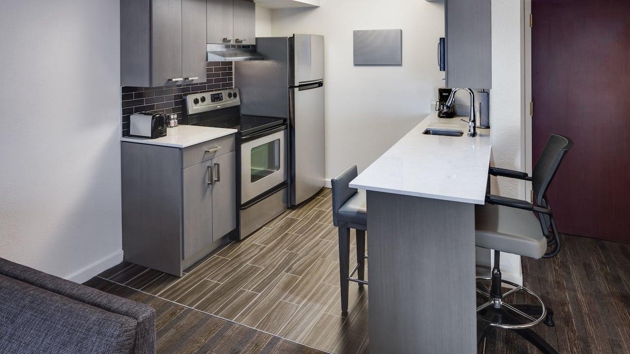 HYATT HOUSE BOSTON/WALTHAM Kitchen