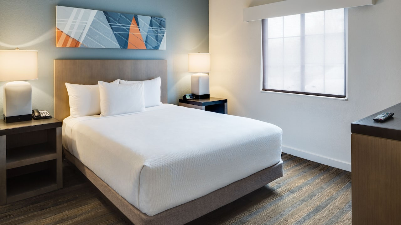 HYATT HOUSE BOSTON/WALTHAM | Queen Bed