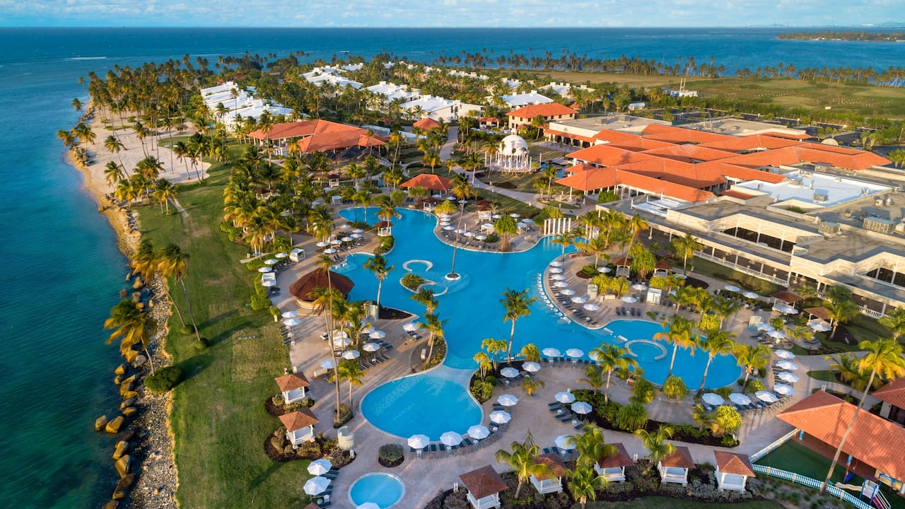 Hyatt Regency Coco Beach Resort Video