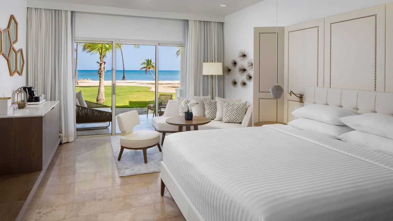 King Bedroom Ocean View