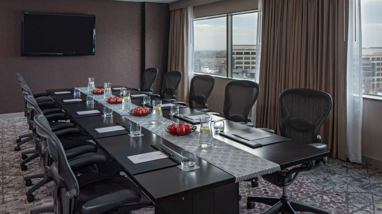 Hyatt Regency Denver Tech Center Executive Boardroom