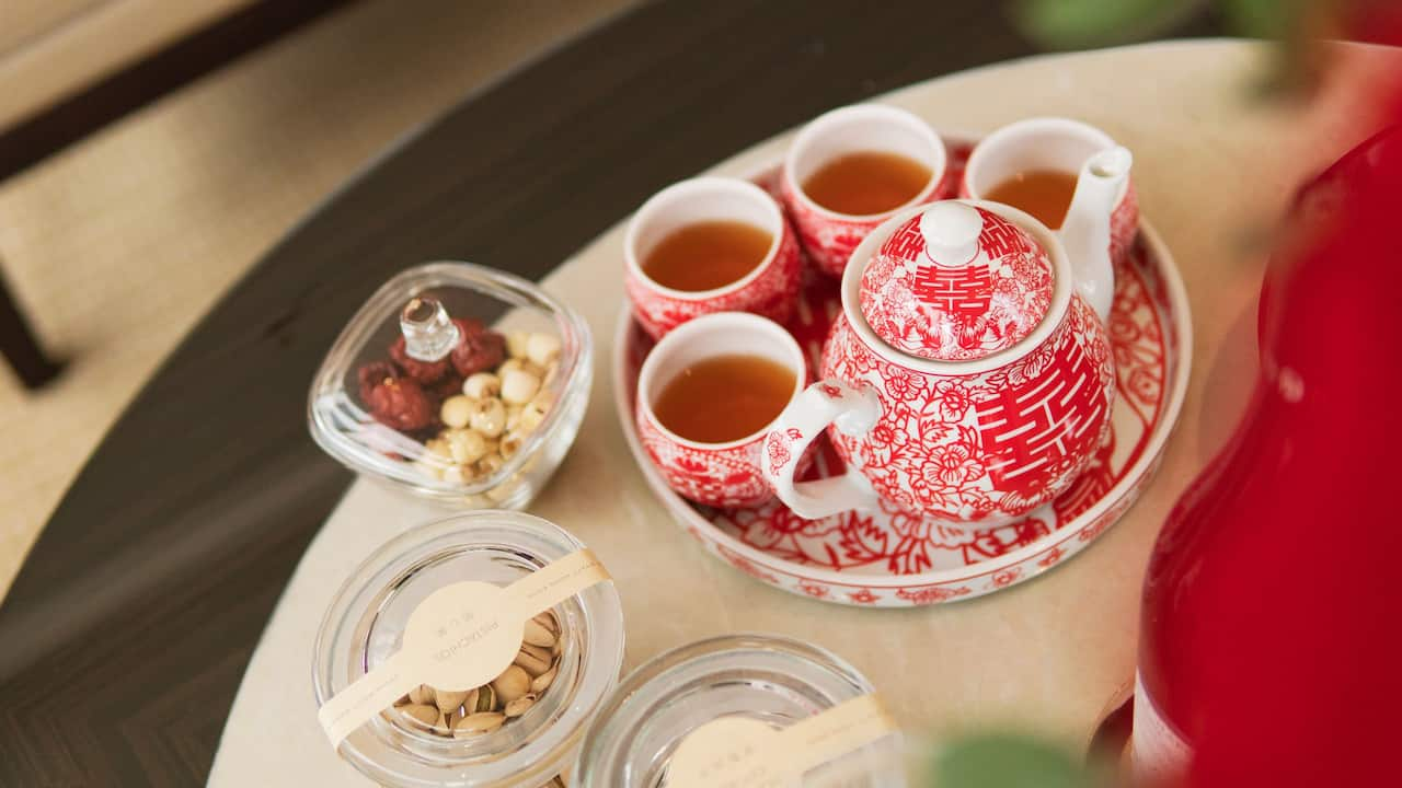 Chinese Tea Ceremony Suite Package