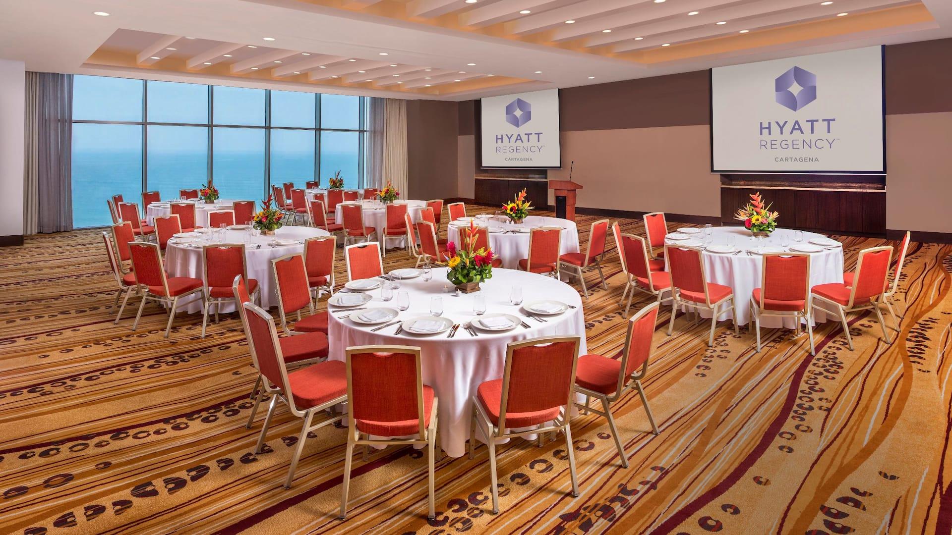 Eventos y banquetes en colombia
