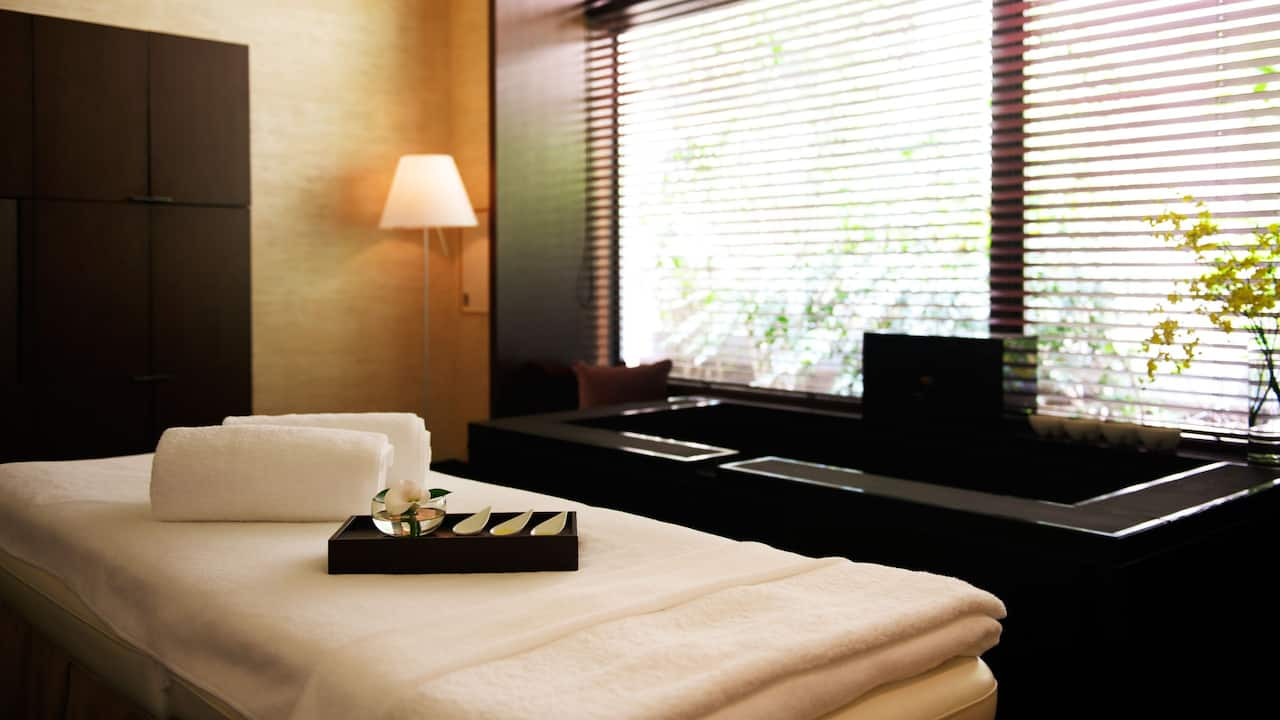 Spa IZUMI Treatment room