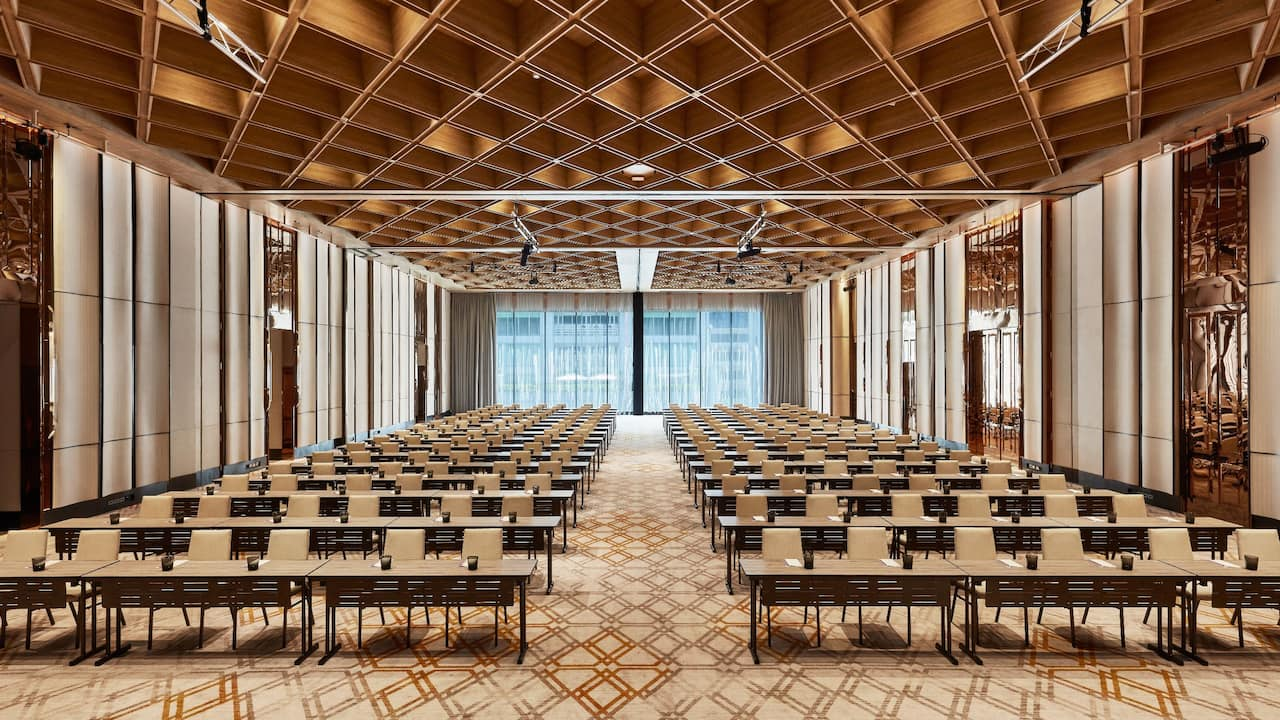 Meeting Venue with Ballroom in Bangkok at Hyatt Regency Bangkok Sukhumvit