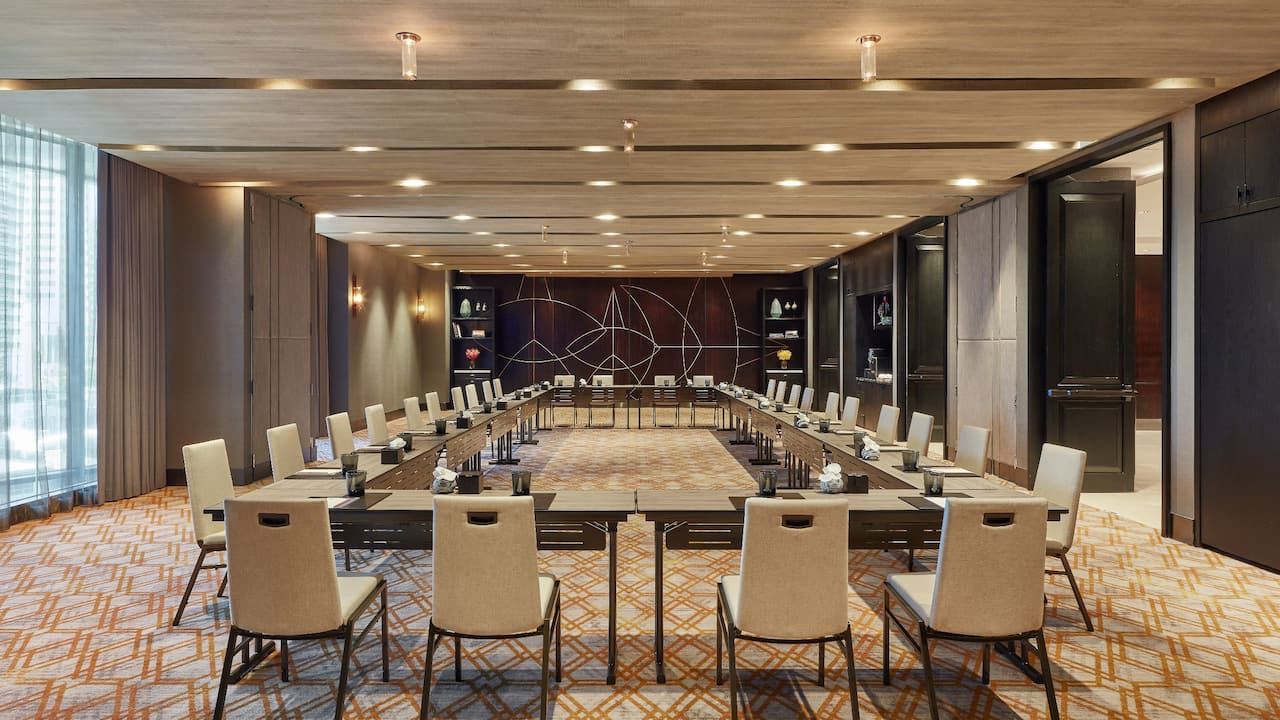 Meeting Venue at Hyatt Regency Bangkok Sukhumvit