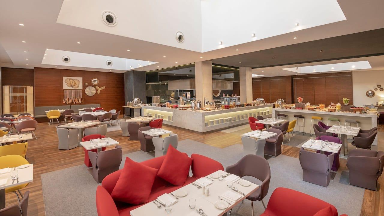 Focus Glocal Dining at Hyatt Place Dubai Wasl District