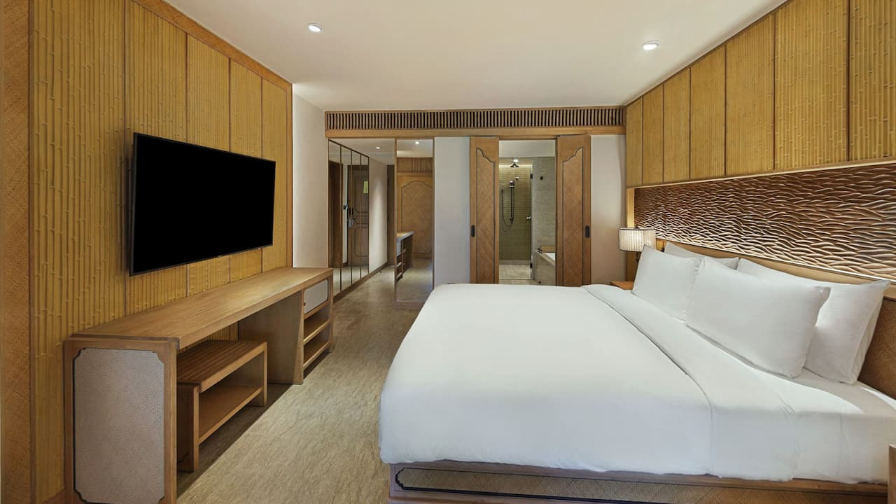 Premium Room at Hyatt Regency Bali