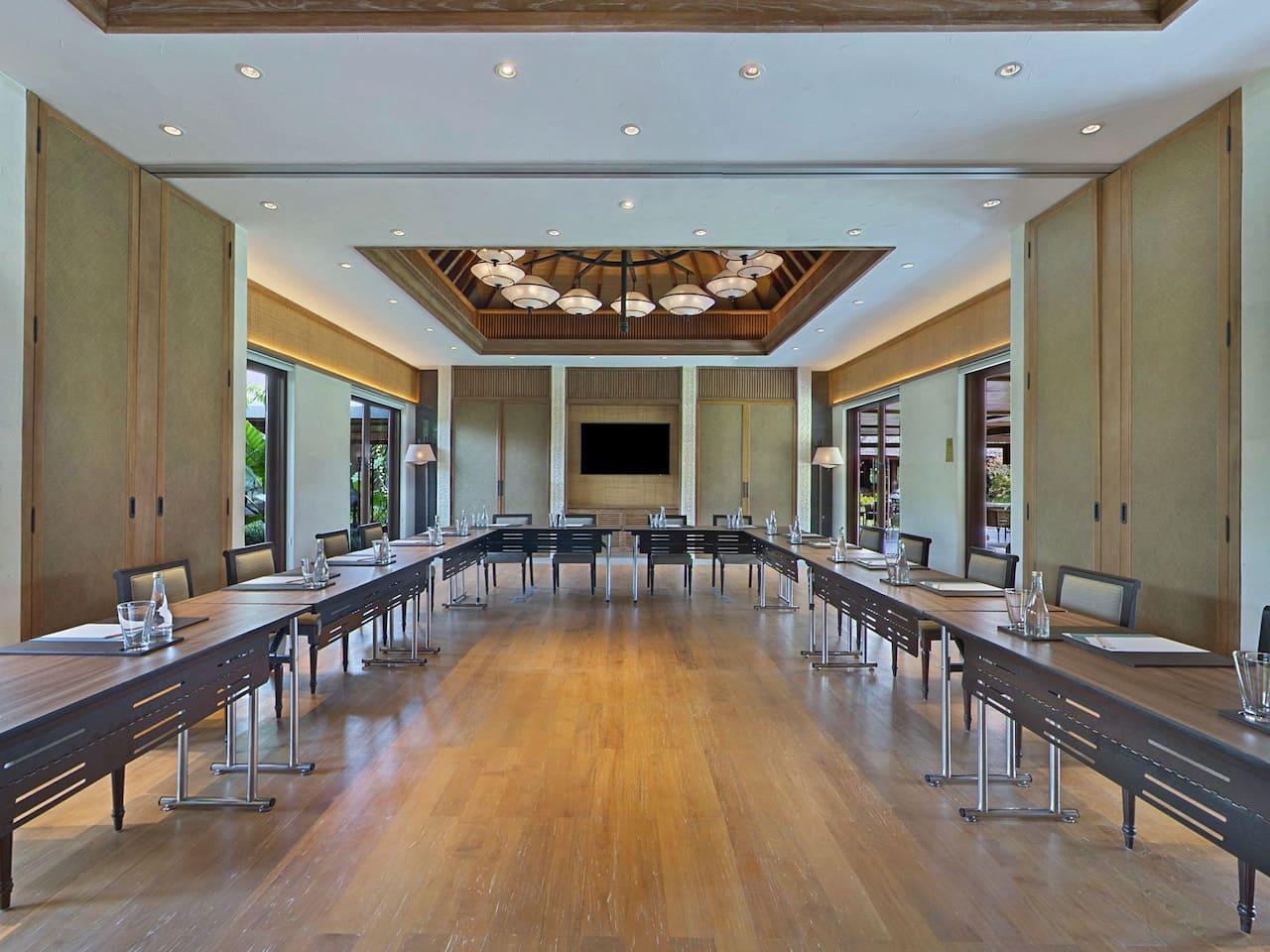Meeting Room at Hyatt Regency Bali