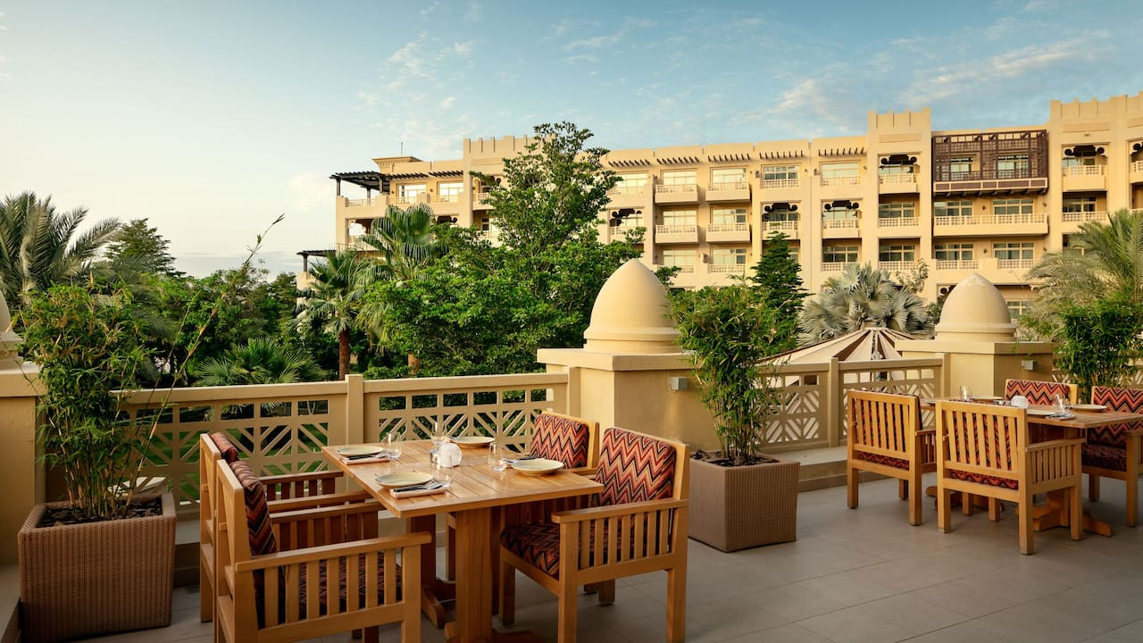 Isaan Restaurant at Grand Hyatt Doha Hotel & Villas