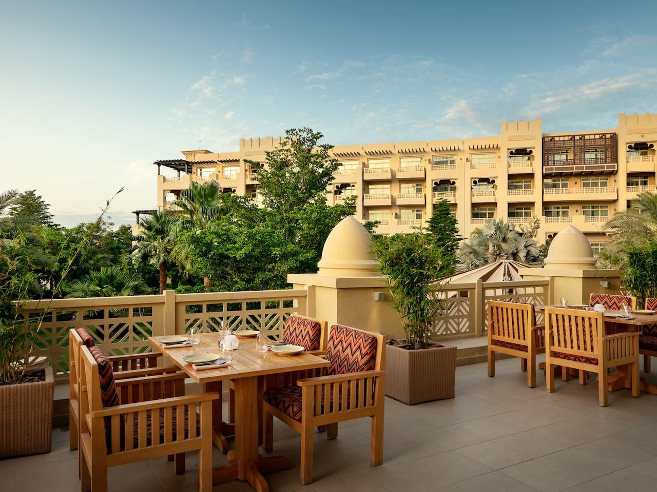 Thai Restaurant in 5 Star Hotel | Grand Hyatt Doha Hotel & Villas