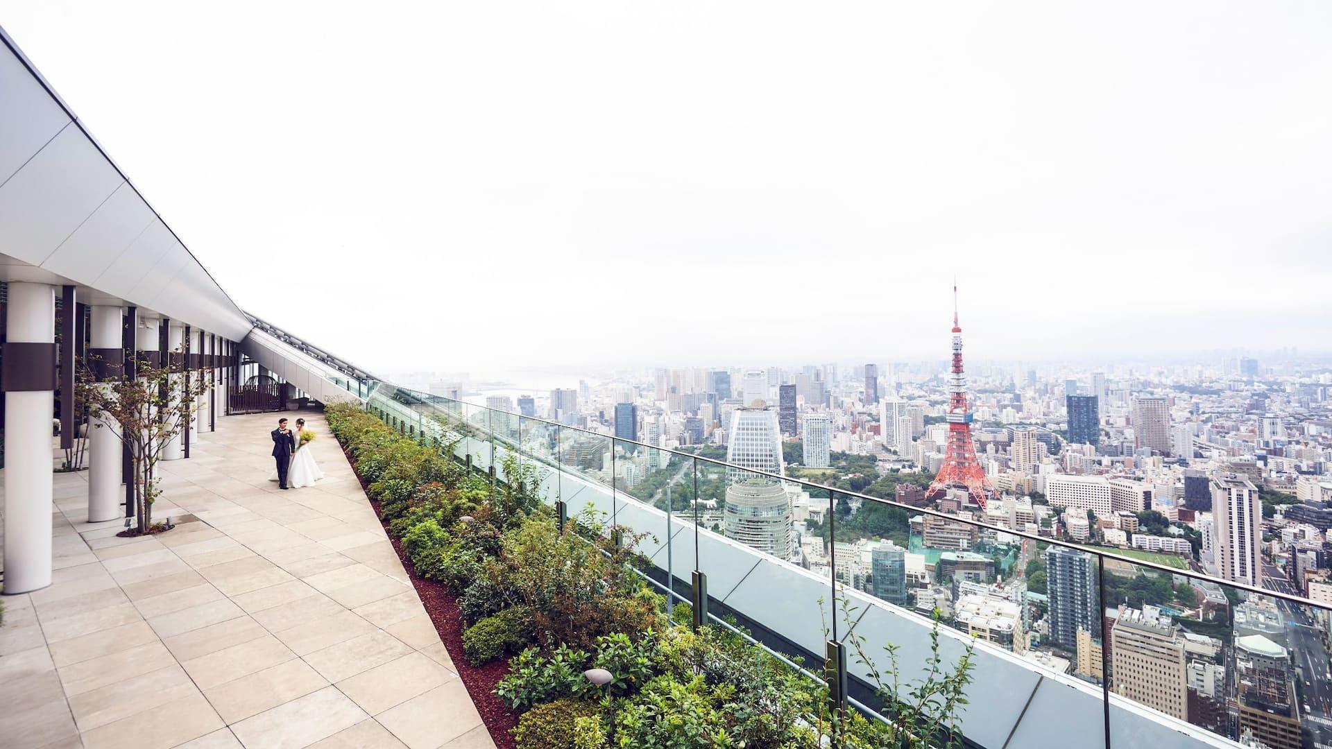 Andaz Tokyo Toranomon Hills, weddings