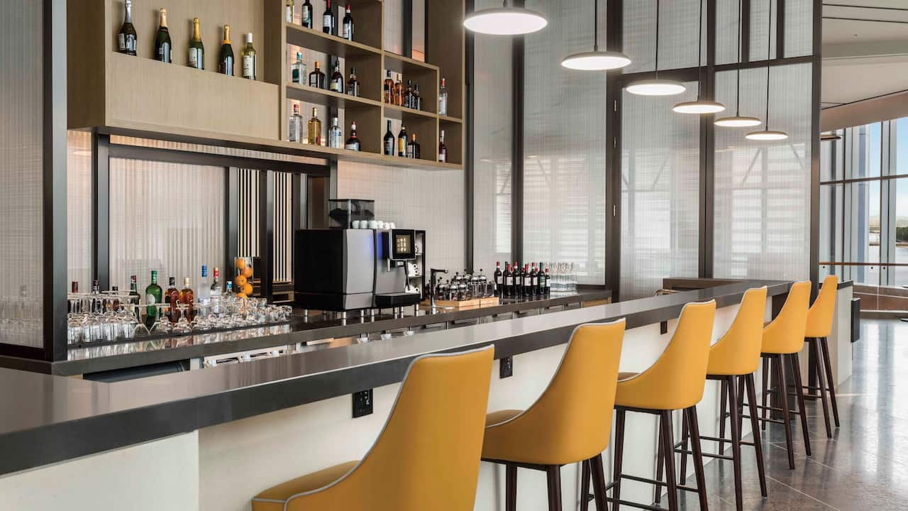Coffee to Cocktails Bar