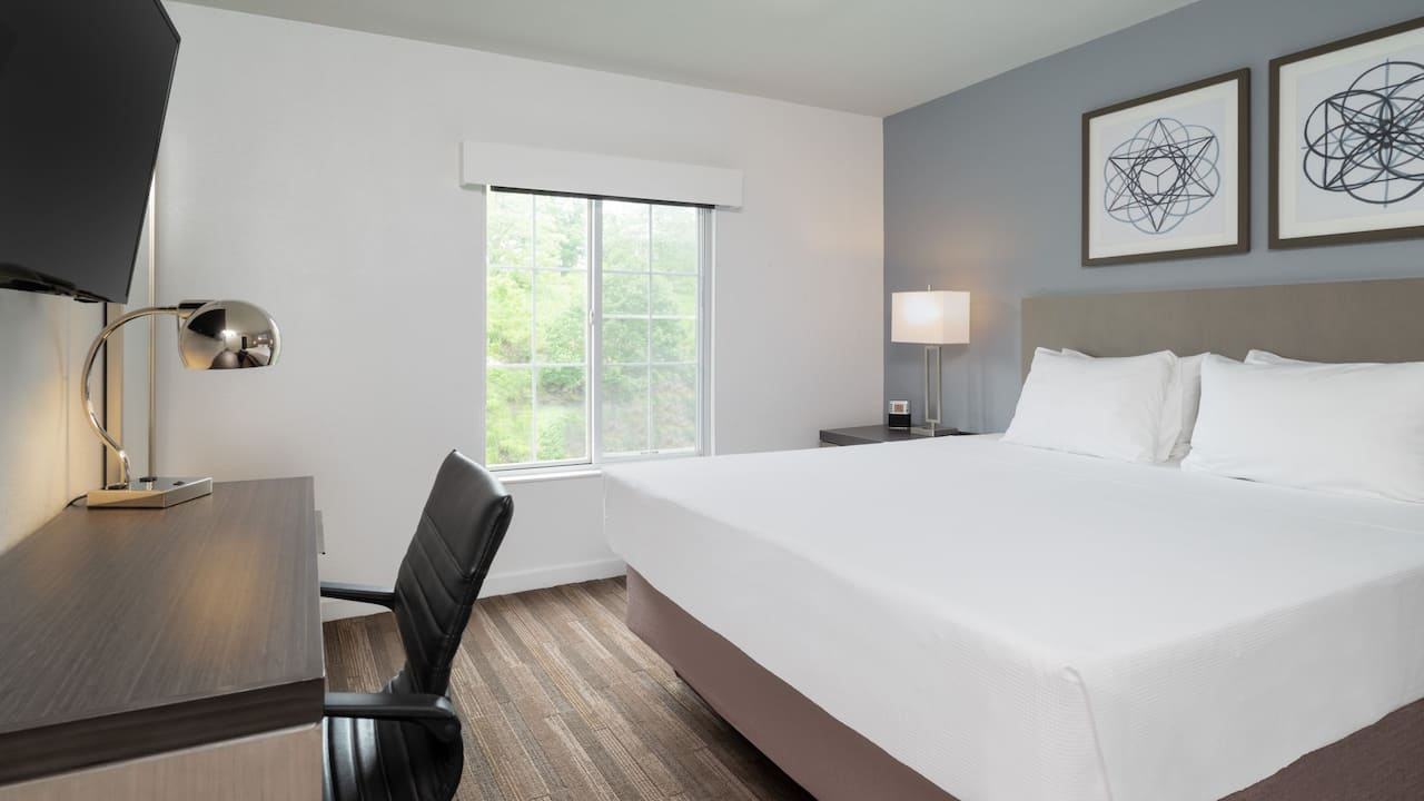 Hyatt House White Plains Two-bedroom ADA King Suite