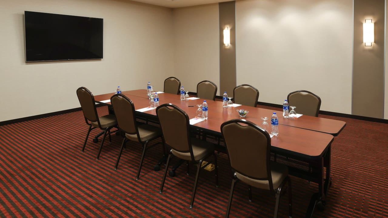 Boardroom Setup