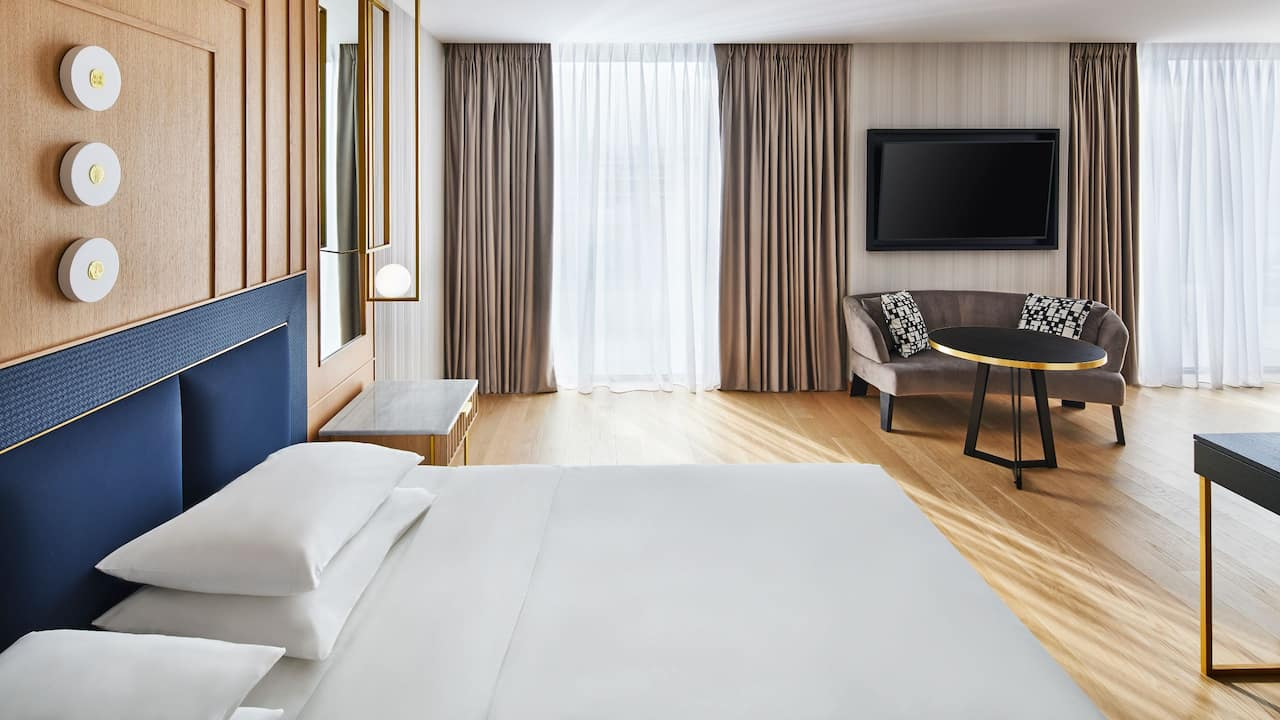Junior Suite Grand Hyatt Athens