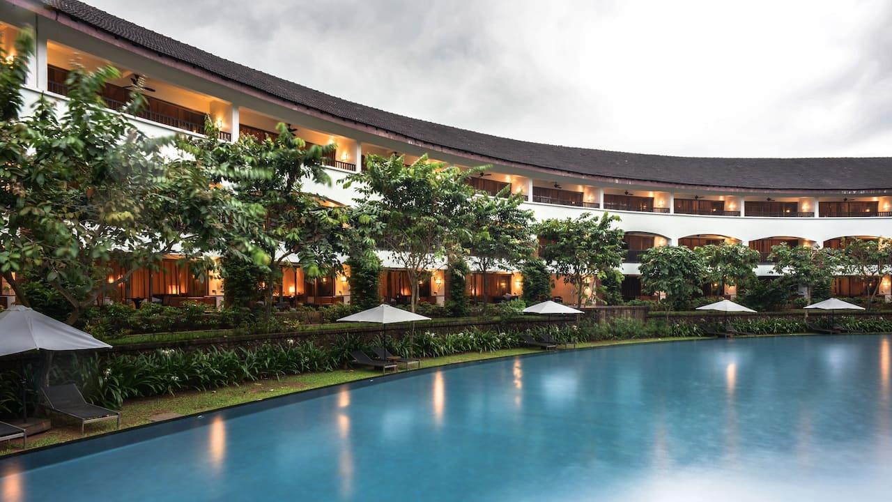 The Diwa Goa Club by Alila Pool