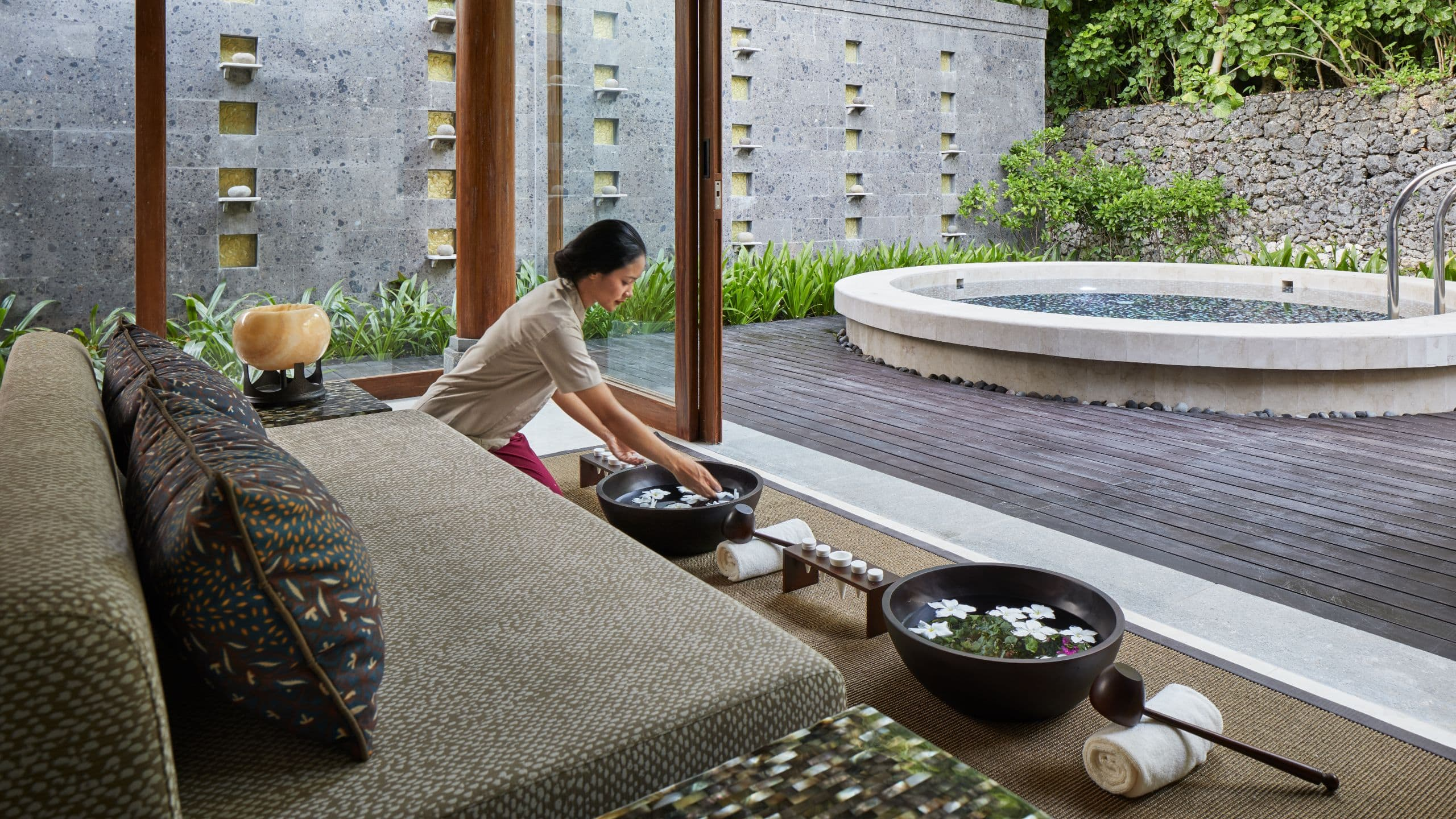 Bali Spa | Shankha Spa | Hyatt Regency Bali