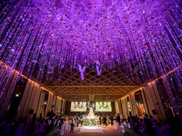 Hyatt Regency Bangkok Sukhumvit Wedding
