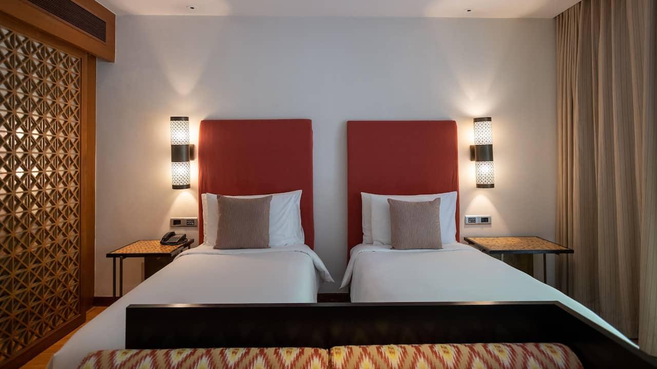 2 Twin Beds Terrace Room