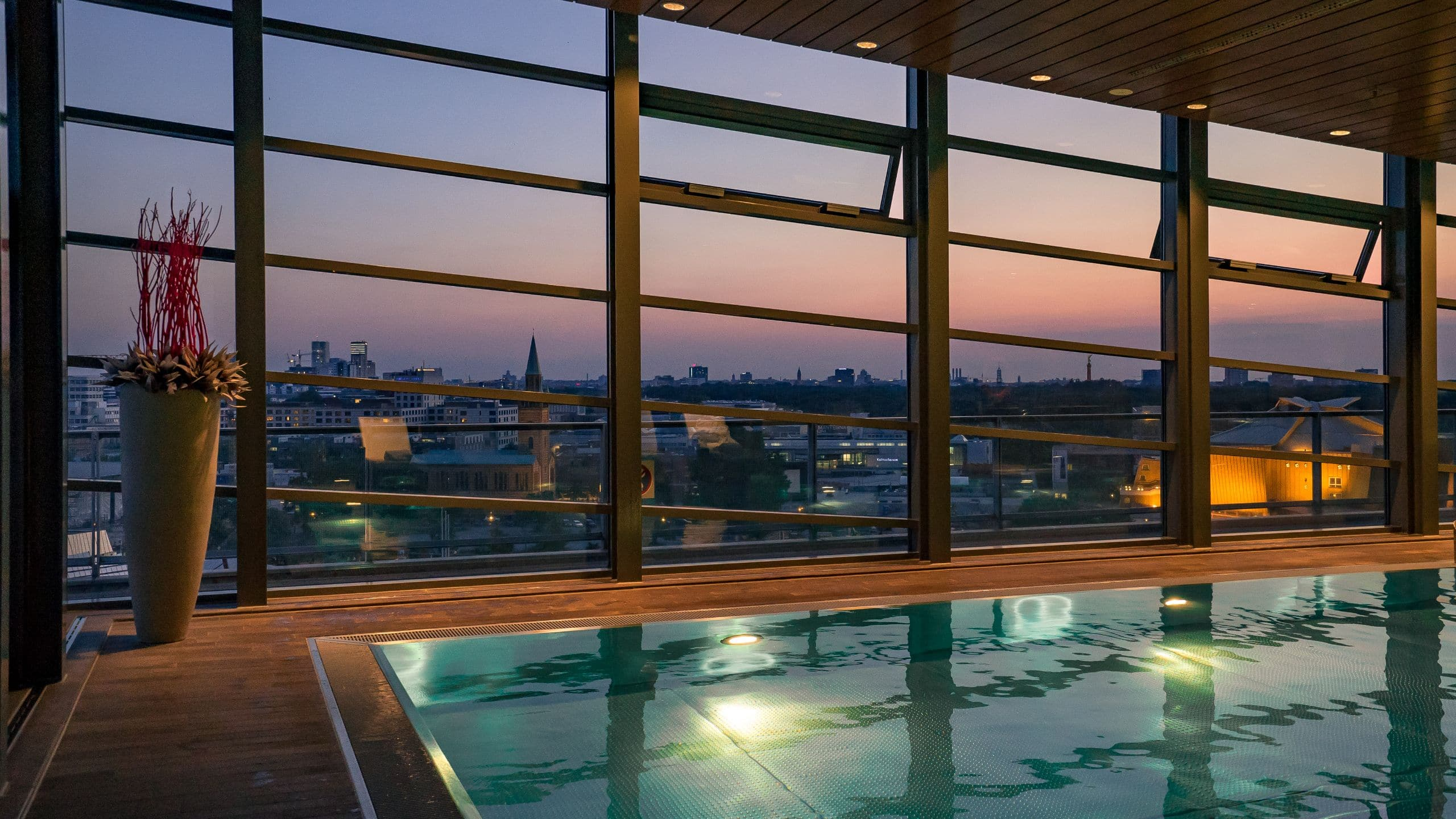 Club Olympus Spa & Fitness Sunset View
