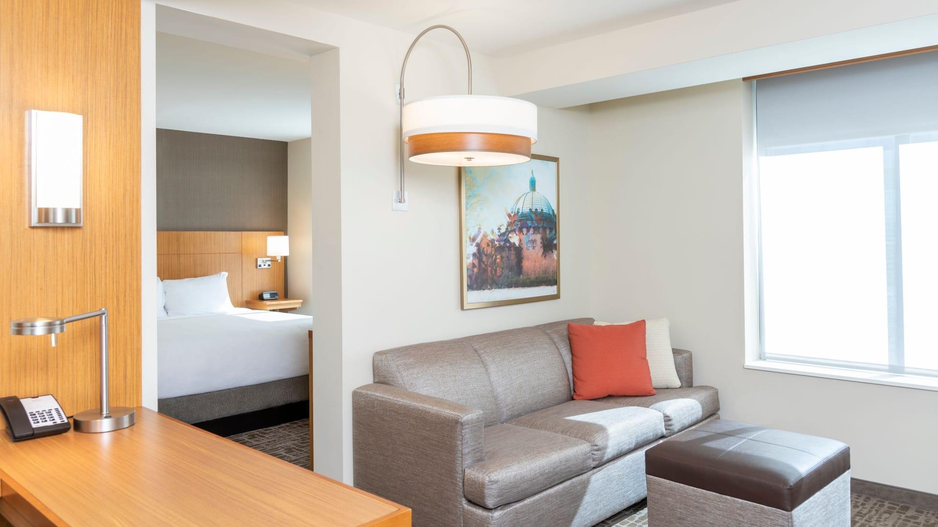 Royal Oak, Michigan Hotel room