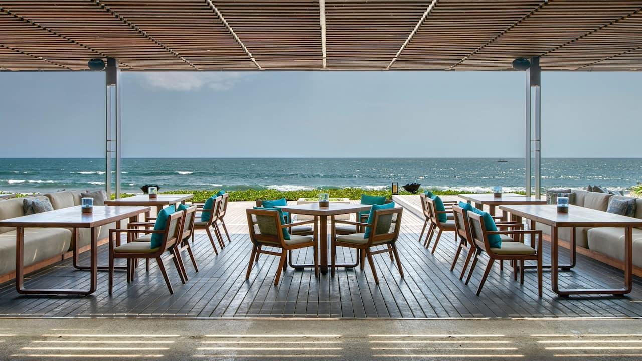 Seasalt Restaurant Exterior