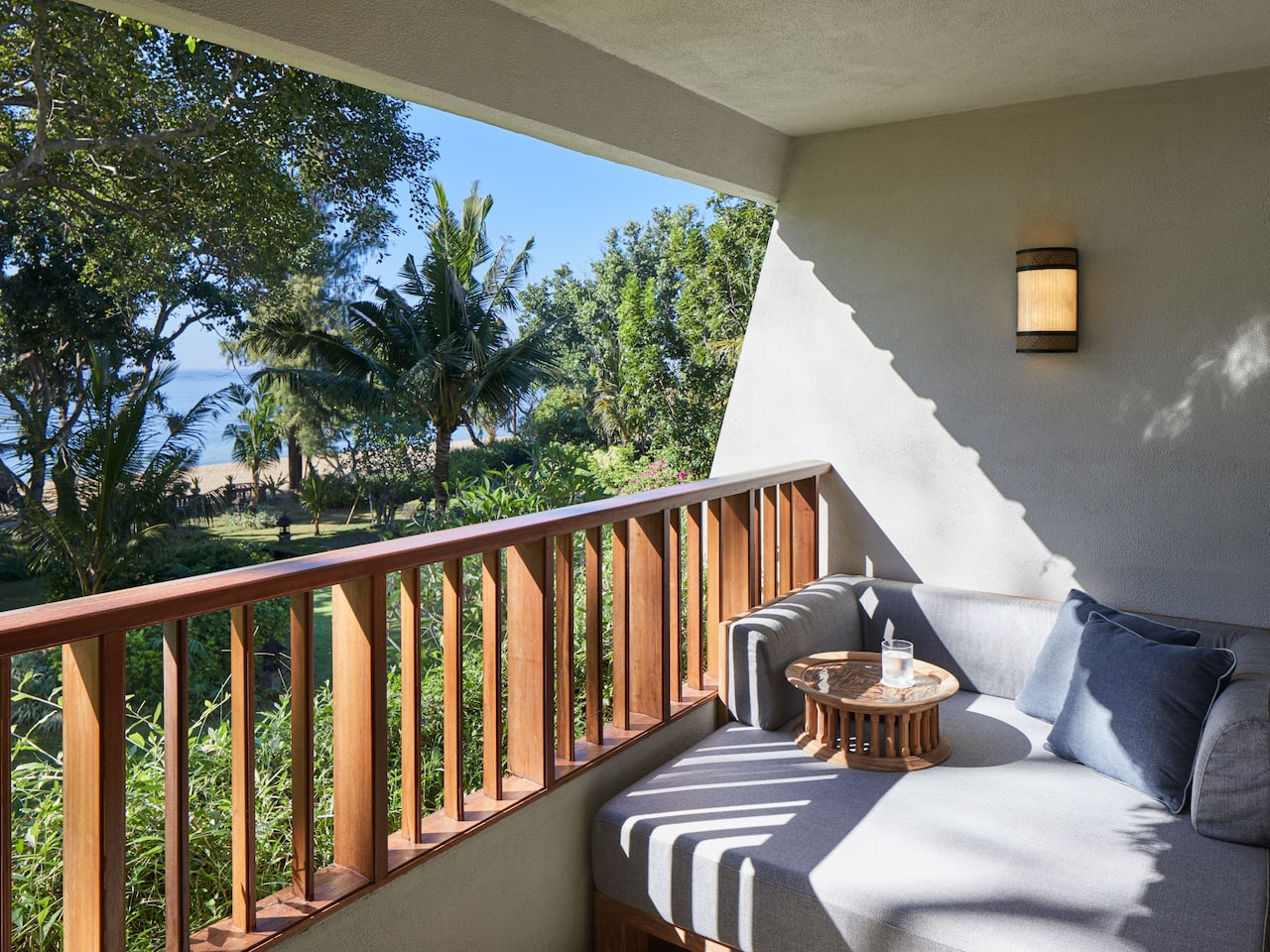 Private Balcony King Rooms Hyatt Regency Bali