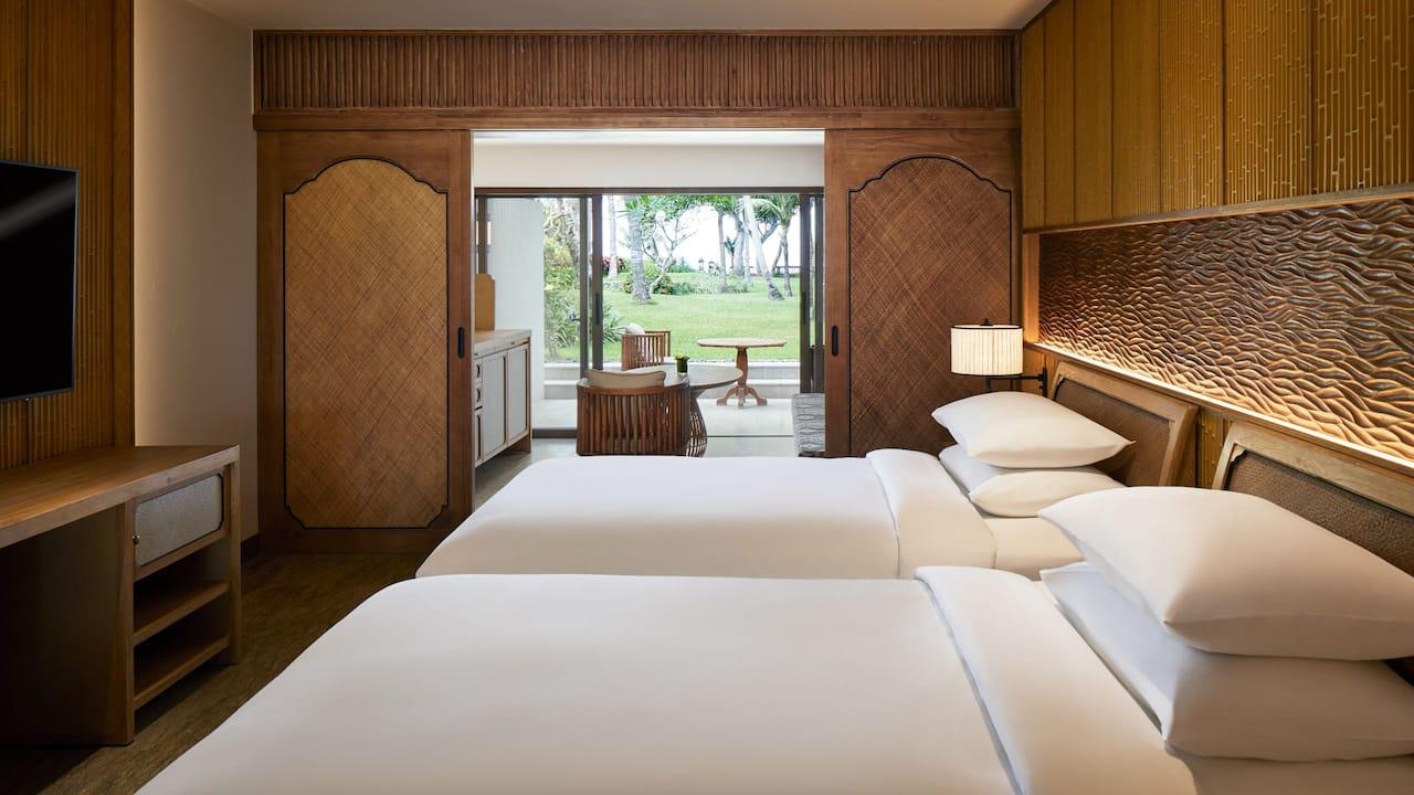 Premium Guestroom Bedroom