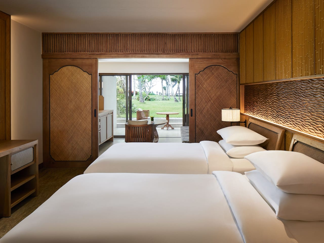 2 Twin Beds Premium Room Hyatt Regency Bali