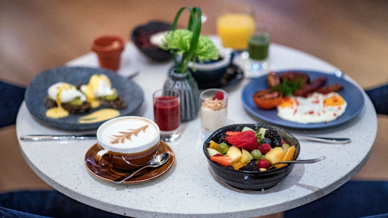 Breakfast Marylebone | Hyatt Regency London - The Churchill