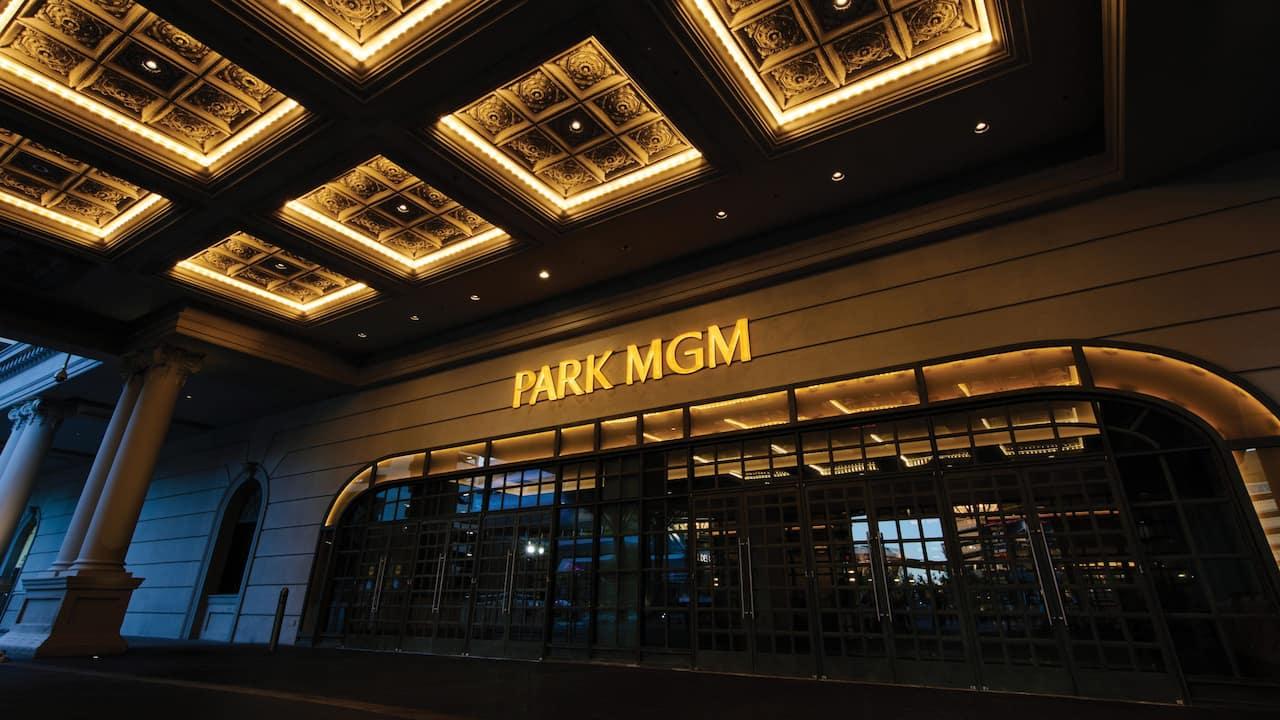 Park MGM Valet