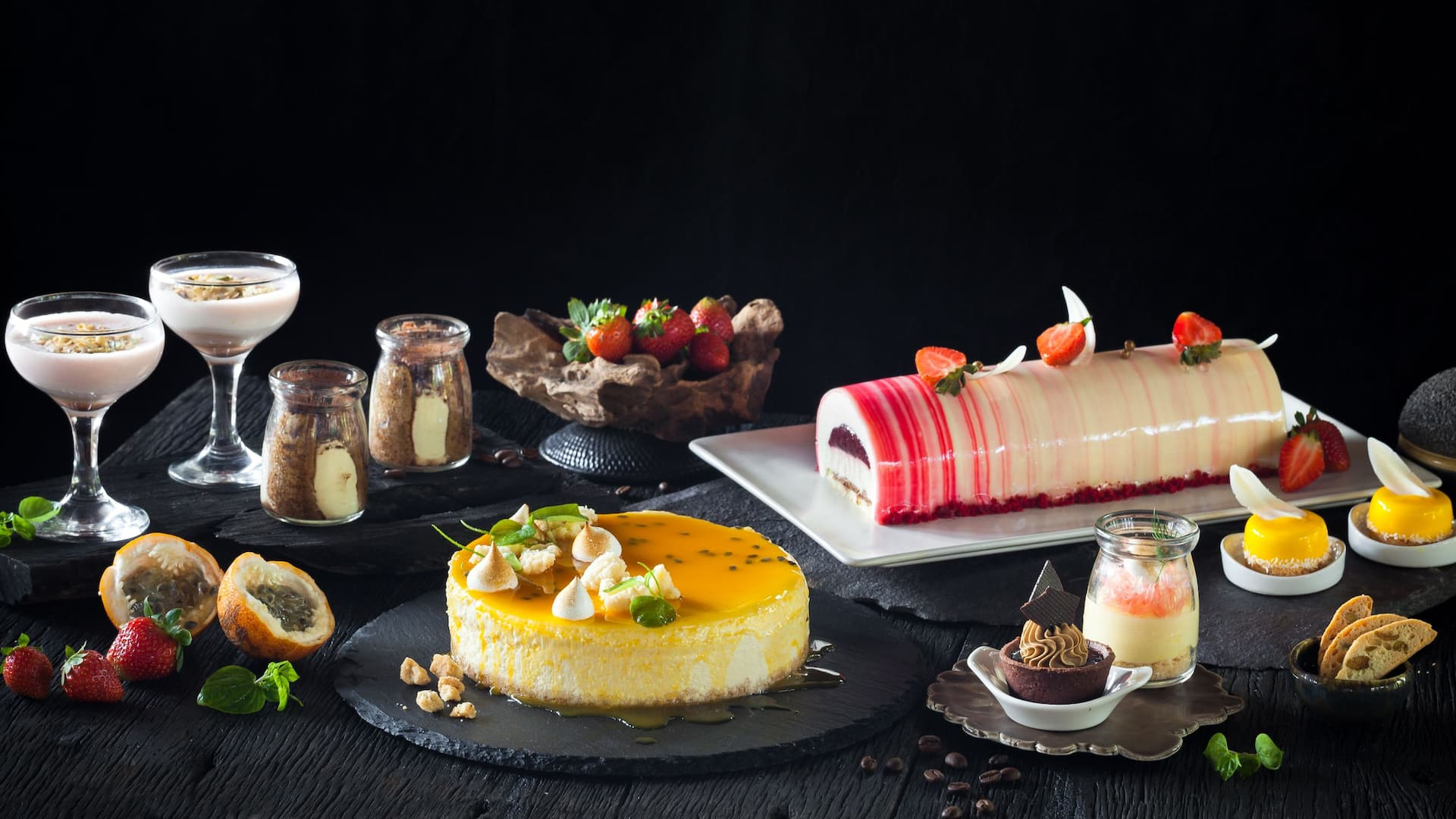 Dessert Food Menu Hyatt Regency Bali Restaurants
