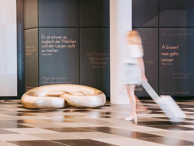 Andaz Munich lobby