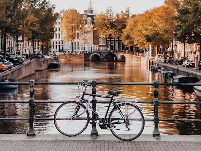 Andaz Amsterdam Prinsengracht Bike